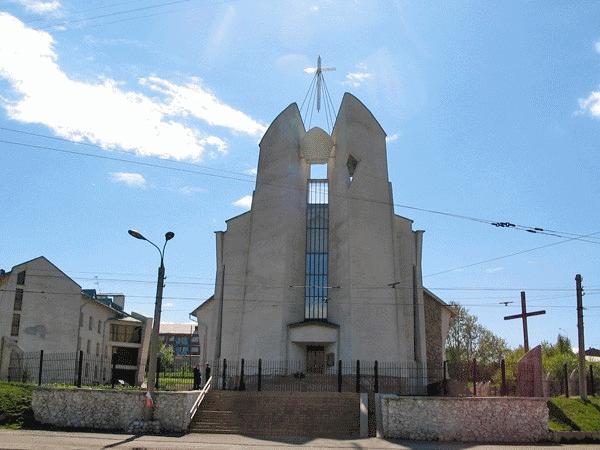Грибоедова 110 Кафедральный Собор Непорочного Сердца Божией Матери